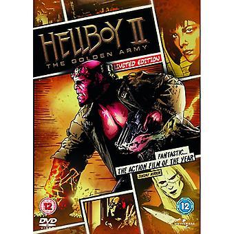 Reel Heroes Hellboy 2 DVD