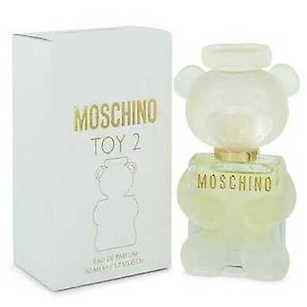 Moschino Lelu 2 Tekijä Moschino Eau De Parfum Spray 1.7 Oz (naiset)
