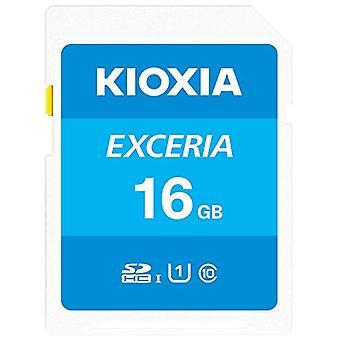 Kioxia 16GB Karta SD Exceria U1 Klasy 10