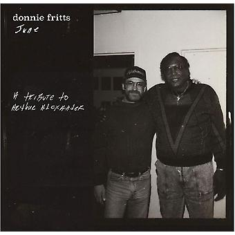 Donnie Fritts - June (A Tribute To Arthur Alexander) CD
