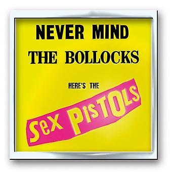 The Sex Pistols - Peu importe le bollocks Pin Badge