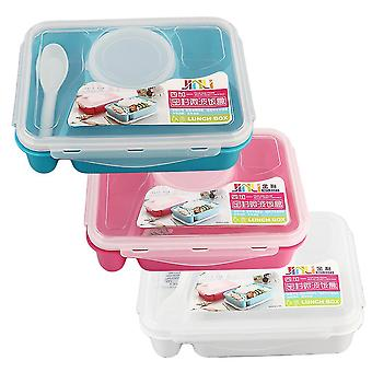 Modern Ecofriendly Portable Students Lunch Box Outdoor Picnic Food Container