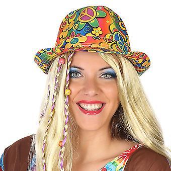 Hat Flerfarvet 119938