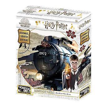 Puzzle Harry Potter Hogwarts Express Harry Potter Scratch Off (500 pcs)