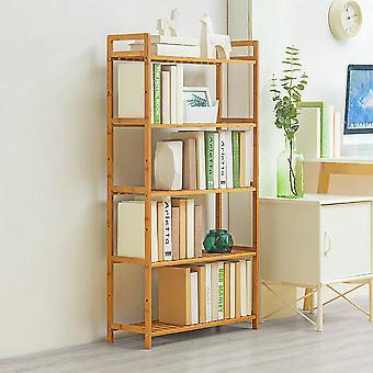 5-stufiges Holz-Display-Regal