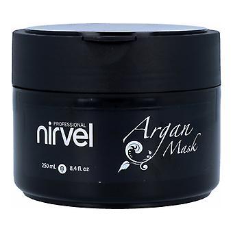 Hiusnaamion hoito Argan Nirvel (250 ml)