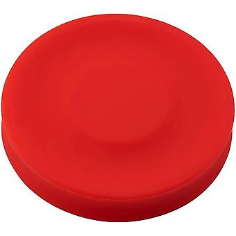 Chip Silicone Flexibele Mini Flying Disc Frisbee (Rood)
