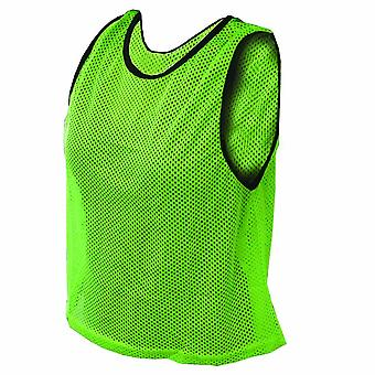 Amber 12 pcs Mesh Football Soccer Training Bibs Sports Tank Tops Youth
