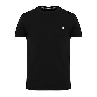 Weekend offender aw21 cannon beach t-shirt - black