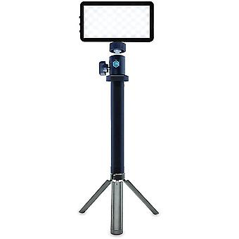 Camera accessory sets broadcast lighting kit with panel go