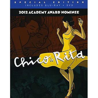 Chico & Rita Collector's Edition [BLU-RAY] USA importere