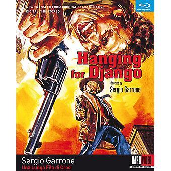 Hanging for Django [BLU-RAY] USA import