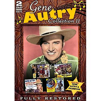 Gene Autry Movie Collection 11 [DVD] USA import