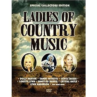 Various Artist - Ladies of Country Music [DVD] USA import