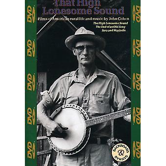 Att High Lonesome Sound-klass [DVD] USA import