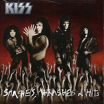 Kiss - Smashes Thrashes & Hits [CD] USA importeren
