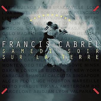 Francis Cabrel - Samedi Soir Sur La Terre [CD] USA import