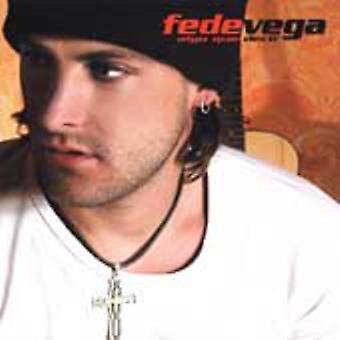 Feda Vega - Algo Que Decir [CD] USA import