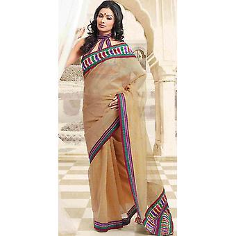 Devi  Bollywood  Designer Party Wear Indian Sari saree bellydance fabric