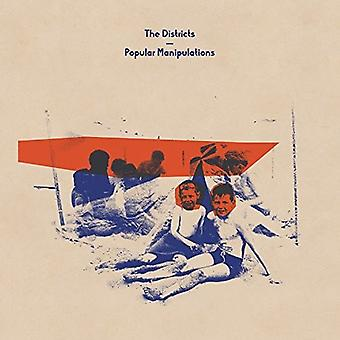 Districts - Popular Manipulations [CD] USA import