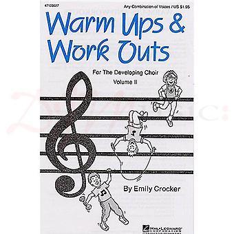 The Developing Choir Volume 2