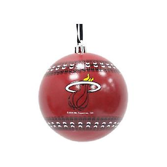 Miami Heat NBA Ugly Sweater Ornament