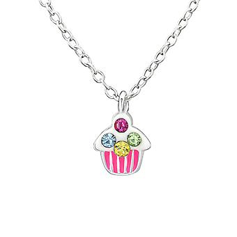 Cake - 925 Sterling Silver Necklaces - W31092X