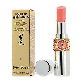 Yves Saint Laurent Volupte Tint In Balm - # 3 Call Me Rose - 3.5g/0.12oz