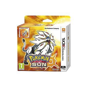 Pokemon Sun Steelbook Fan Edition Nintendo 3DS Game