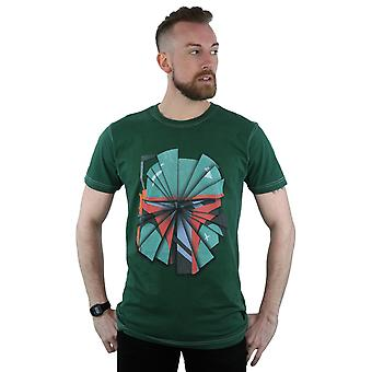Aftershow muži ' s Star Wars Boba Fett rozbila T-shirt