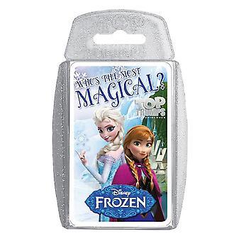 Top Trumps Disney Frozen Who's najbardziej magiczne