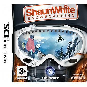 Shaun White Snowboarding (Nintendo DS) - As New