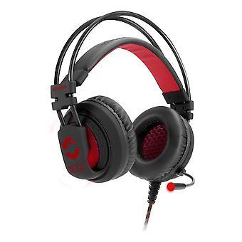 Speedlink Maxter Stereo Gaming Headset Black/Red (SL-860002-BK)