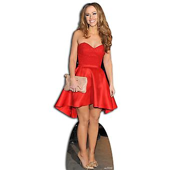 Kimberly Walsh Life-sized cardboard cutout