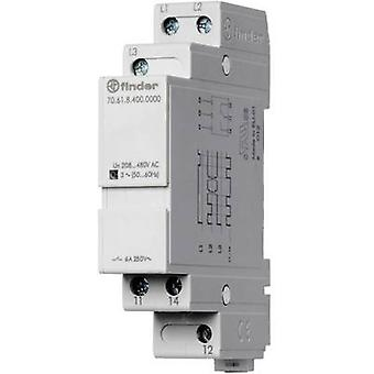 Monitoring relay 208 - 480 V AC 1 change-over Finder 70.61.8.400.0000 1 pc(s)