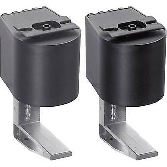 EVOline 99090210 Cramp 2-piece set Clamping range 40 up to 75 mm 1 Set