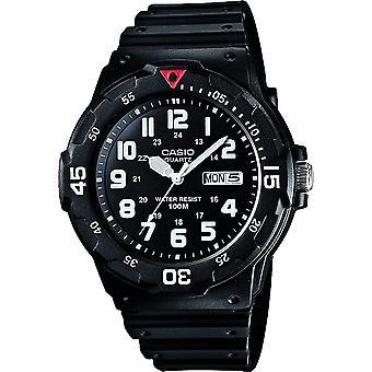 Casio Collection Mens Watch MRW-200H-1BVEF