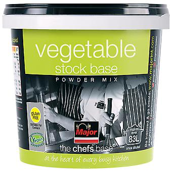 Major Gluten Free Vegetable Stock Powder Mix