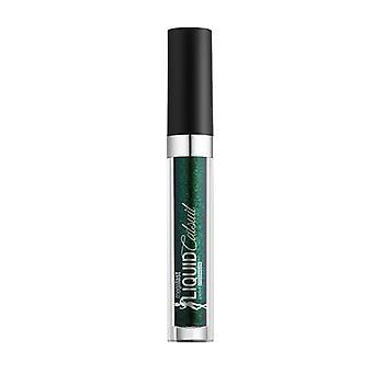 Wet n Wild MegaLast Liquid Catsuit Metallic Eyeshadow Emerald Gaze