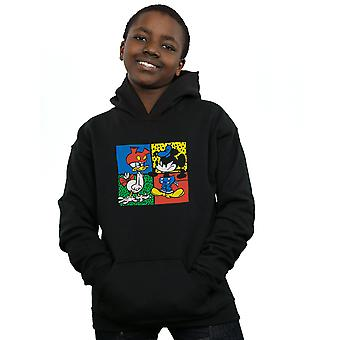 Disney Boys Mickey Mouse Donald Clothes Swap Hoodie