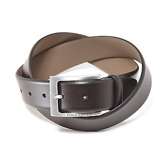 BOSS Leather Barnabie Belt