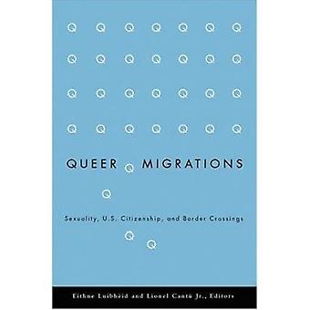 Cidadania americana de migrações - sexualidade - - é viado e passagens de fronteira