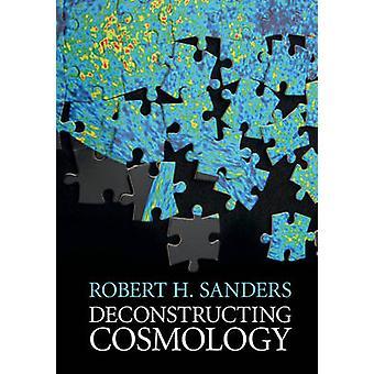 علم الكونيات تفكيك روبرت H. ساندرز-كتاب 9781107155268
