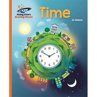 Behandlingen Planet - tid - Orange - Galaxy av Katie Daynes - 978147187878