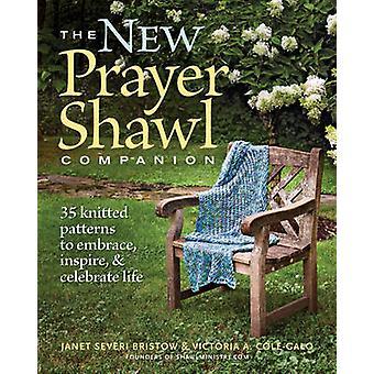 De nieuwe gebed omslagdoek Companion - 35 gebreide patronen te omarmen - Insp