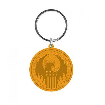 Fantastic Beasts And Where To Find Them MACUSA Keyring