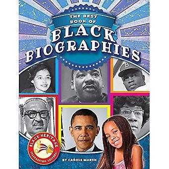 Het beste boek van zwarte biografieën (zwart erfgoed)