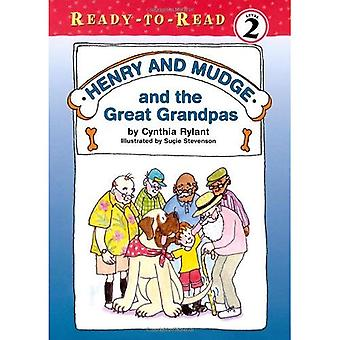 Henry and Mudge and the Great Grandpas: The Twenty-Third Book of Their Adventures (Henry & Mudge Books (Simon & Schuster Hardcover))