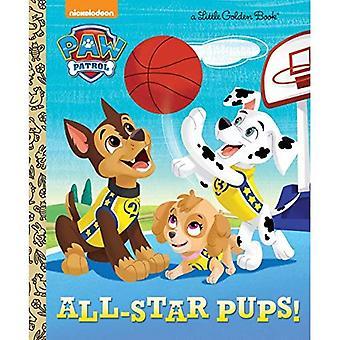 All-Star Pups! (Paw Patrol) (Liten gyllene bok)
