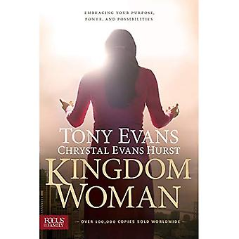 Königreich-Frau